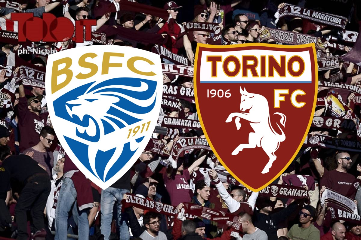 Brescia-Torino diretta