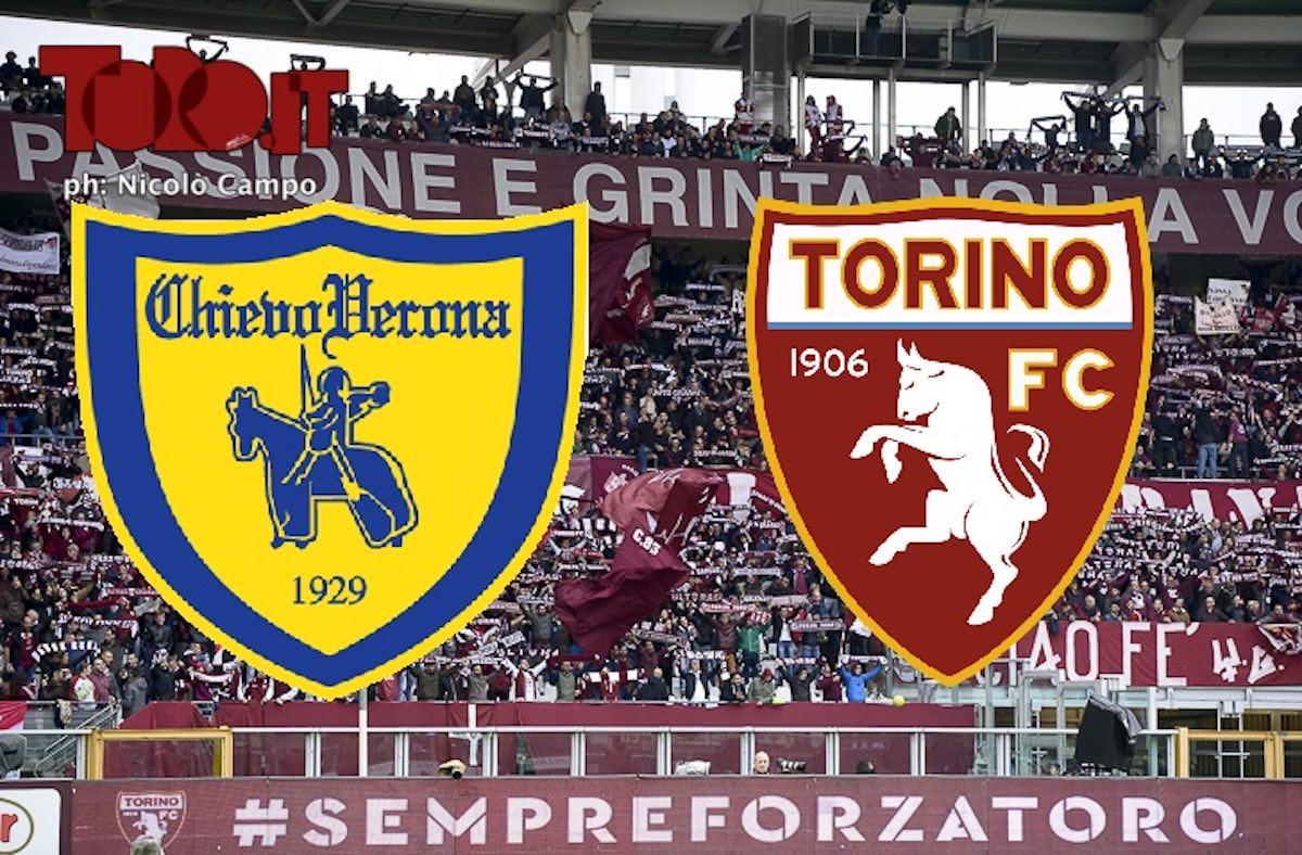 Chievo-Torino diretta