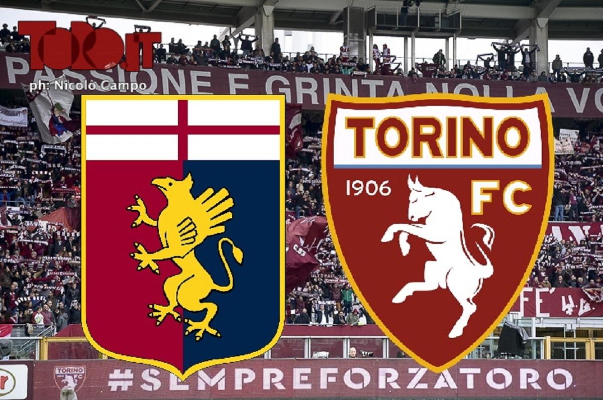 Genoa-Torino, la diretta