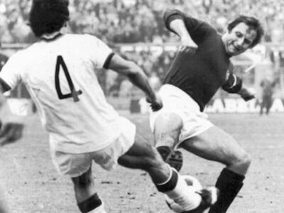 8 novembre 1976: l'addio a Giorgio Ferrini, capitano dei capitani