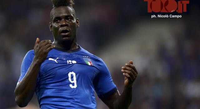 """Balotelli: """"Dovevano far tornare la Juve in testa prima di fermare il campionato"""""""