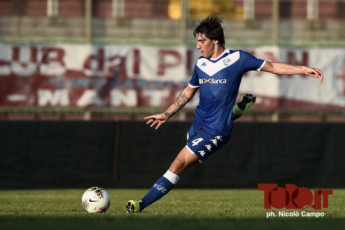 Sandro Tonali Brescia