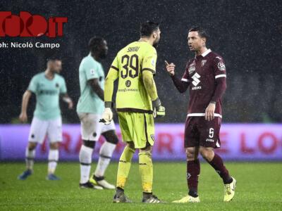 Torino-Inter 0-3: polveriera granata