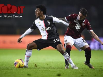 """Cuadrado: """"Speriamo di vincere contro il Torino. Non dobbiamo avere paura"""""""