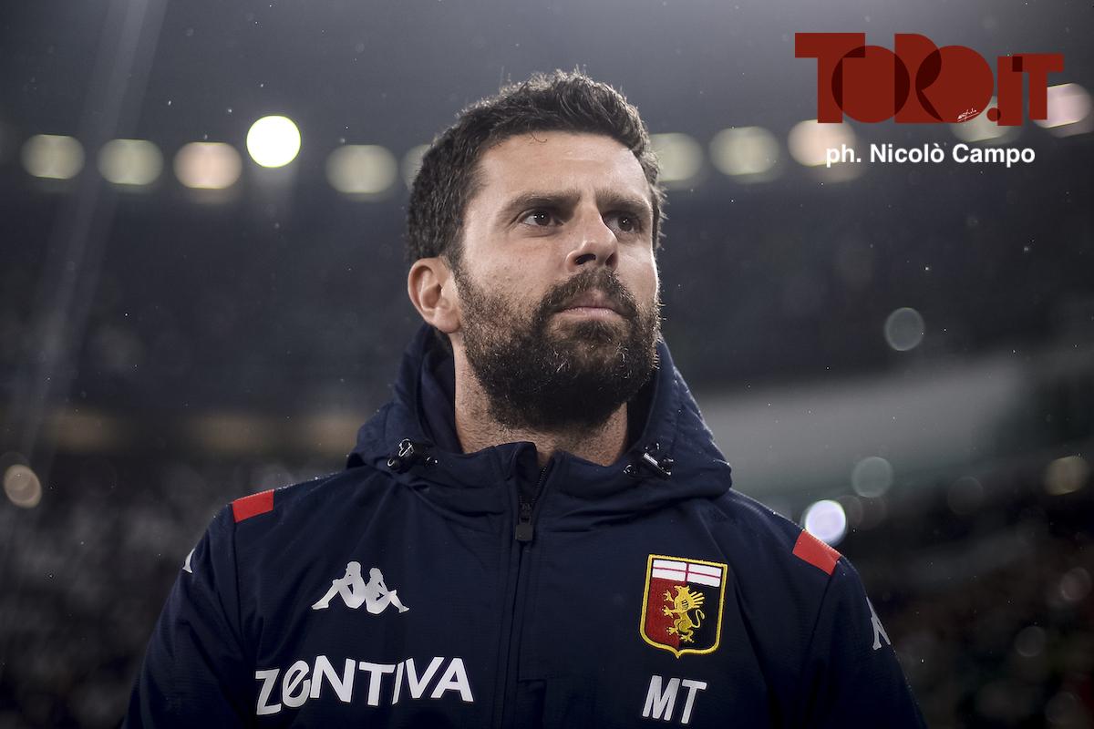 Thiago Motta allenatore Genoa