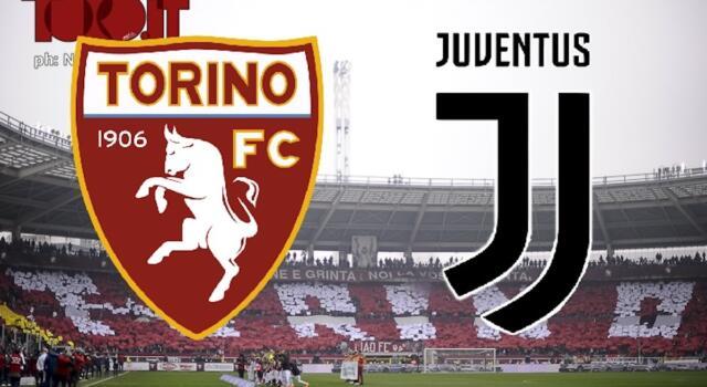 Torino-Juventus diretta