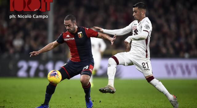 Biraschi, il Genoa dice no ma il Toro non lo molla