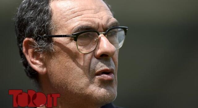 Sarri, confermata la squalifica: contro il Toro non ci sarà