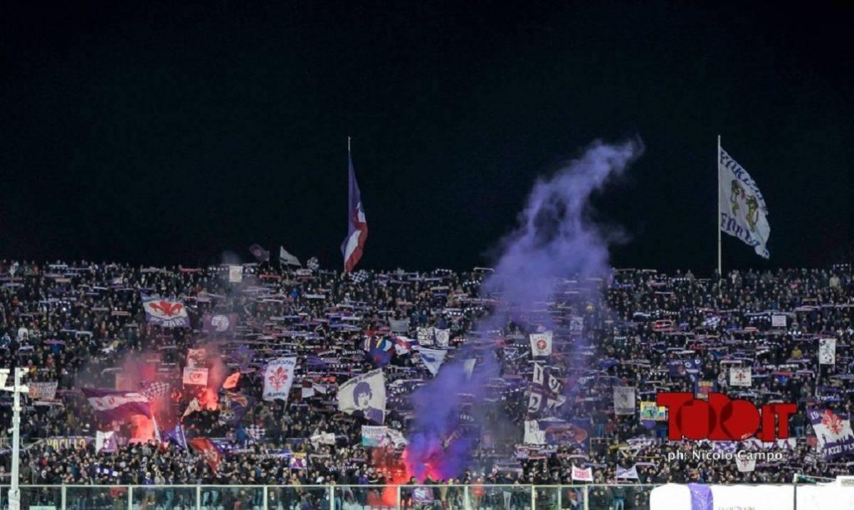 Curva Fiesole Fiorentina
