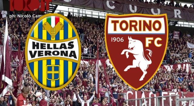 Verona-Torino 1-1: il tabellino
