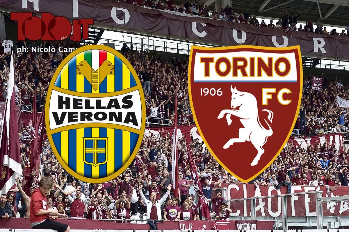 Hellas Verona-Torino diretta