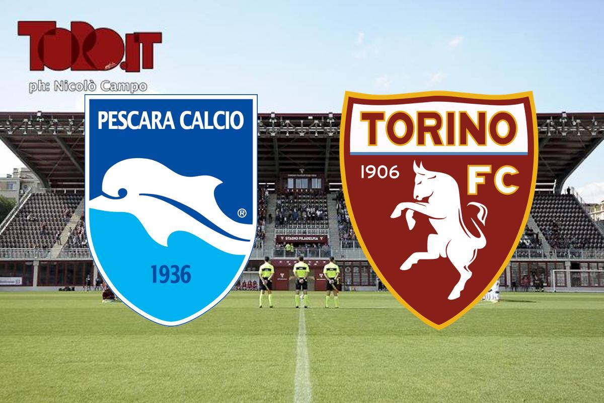 Pescara-Torino diretta