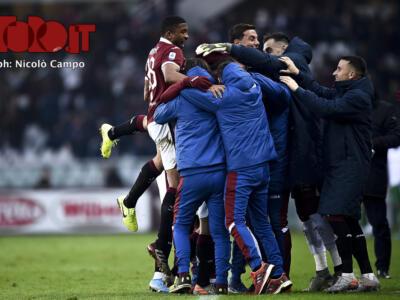 Torino-Fiorentina 2-1: la fotogallery