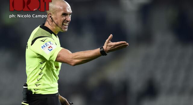 Lazio-Torino, Fabbri non uniforme nei casi clou