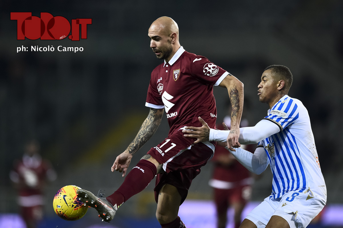 Simone Zaza e Igor in Torino-Spal 1-2