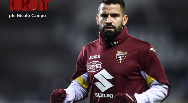 Torino, l'allenamento al Fila: per Rincon e gli altri anche lavoro col pallone