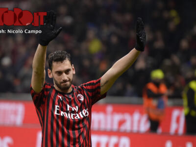 Milan, si ferma anche Calhanoglu: Toro a rischio