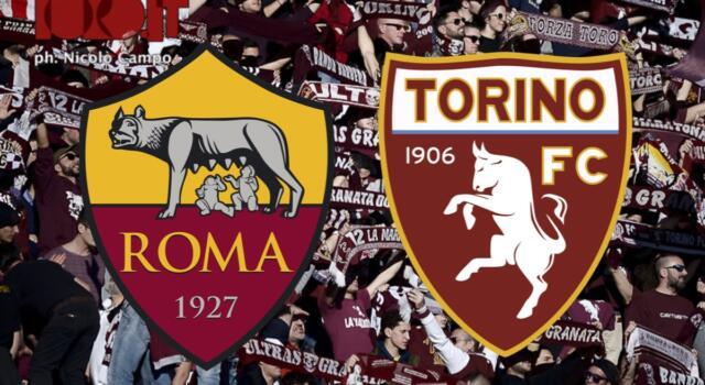 Roma-Torino 3-1: il tabellino