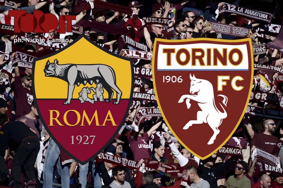 Roma-Torino, la diretta