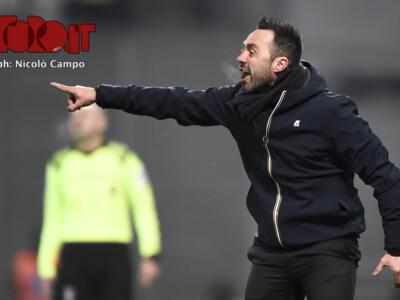 """Superlega, De Zerbi: """"Colpo di stato. Domani non vorrei giocare contro il Milan"""""""