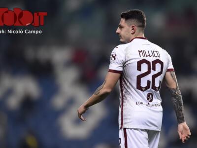 Torino, terreste Millico o lo cedereste in prestito?