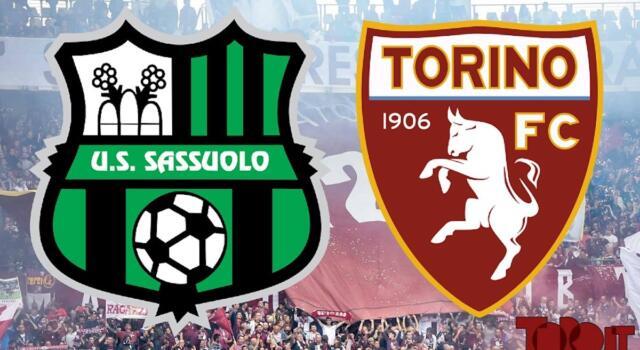 Sassuolo-Torino 0-1: il tabellino