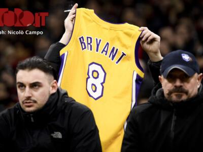 """Nicola cita Kobe Bryant: """"Dobbiamo credere in noi stessi"""""""