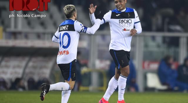 L'Atalanta fa un favore al Toro: Lecce battuto 7-2