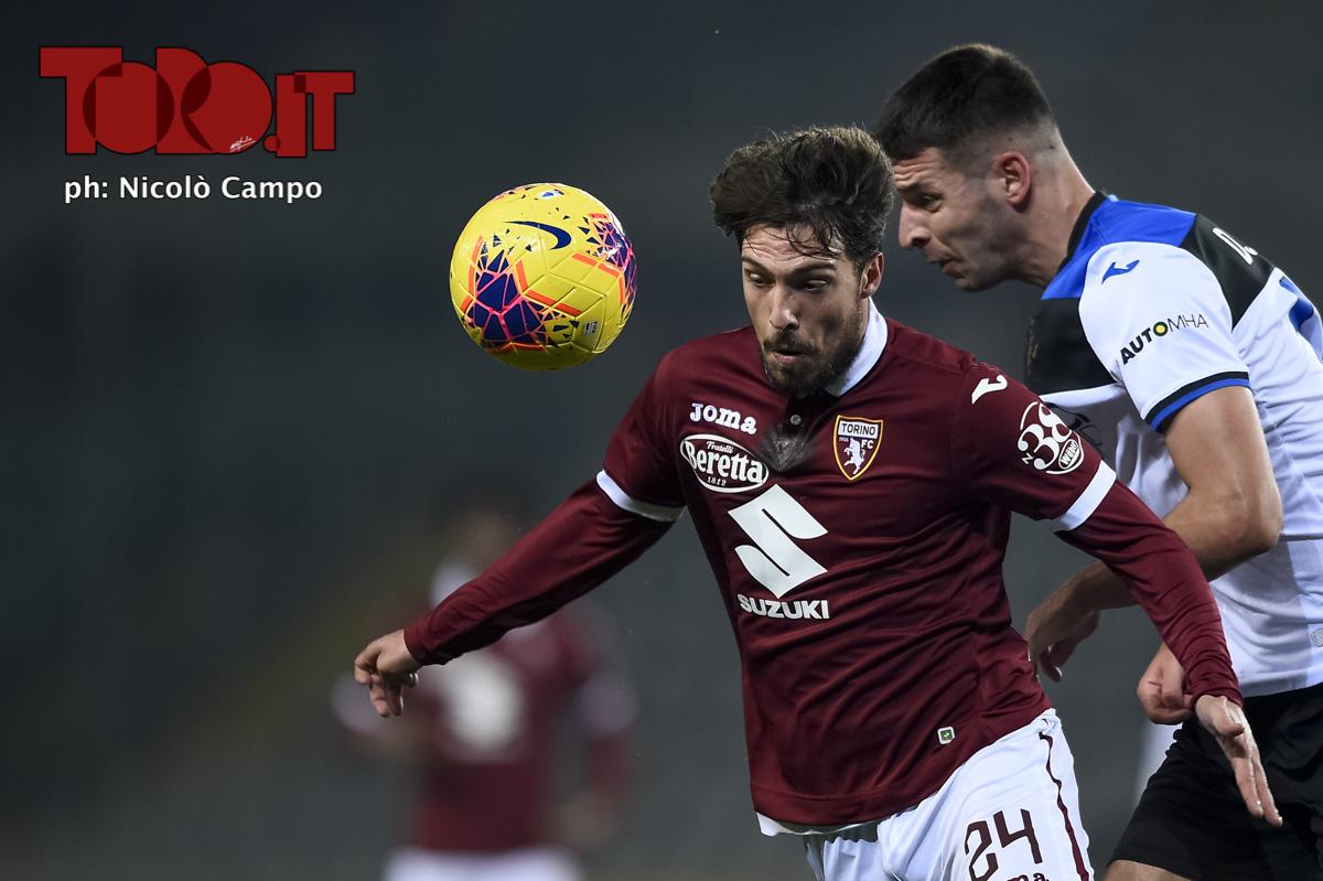 Simone Verdi e Berat Djimsiti in Torino-Atalanta