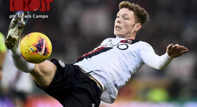 Bologna-Lecce 3-2: al Torino basterà un punto per l'aritmetica salvezza