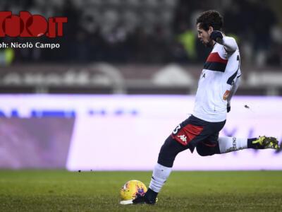 Genoa ko con la Lazio: Il Torino resta a +5 dalla zona retrocessione