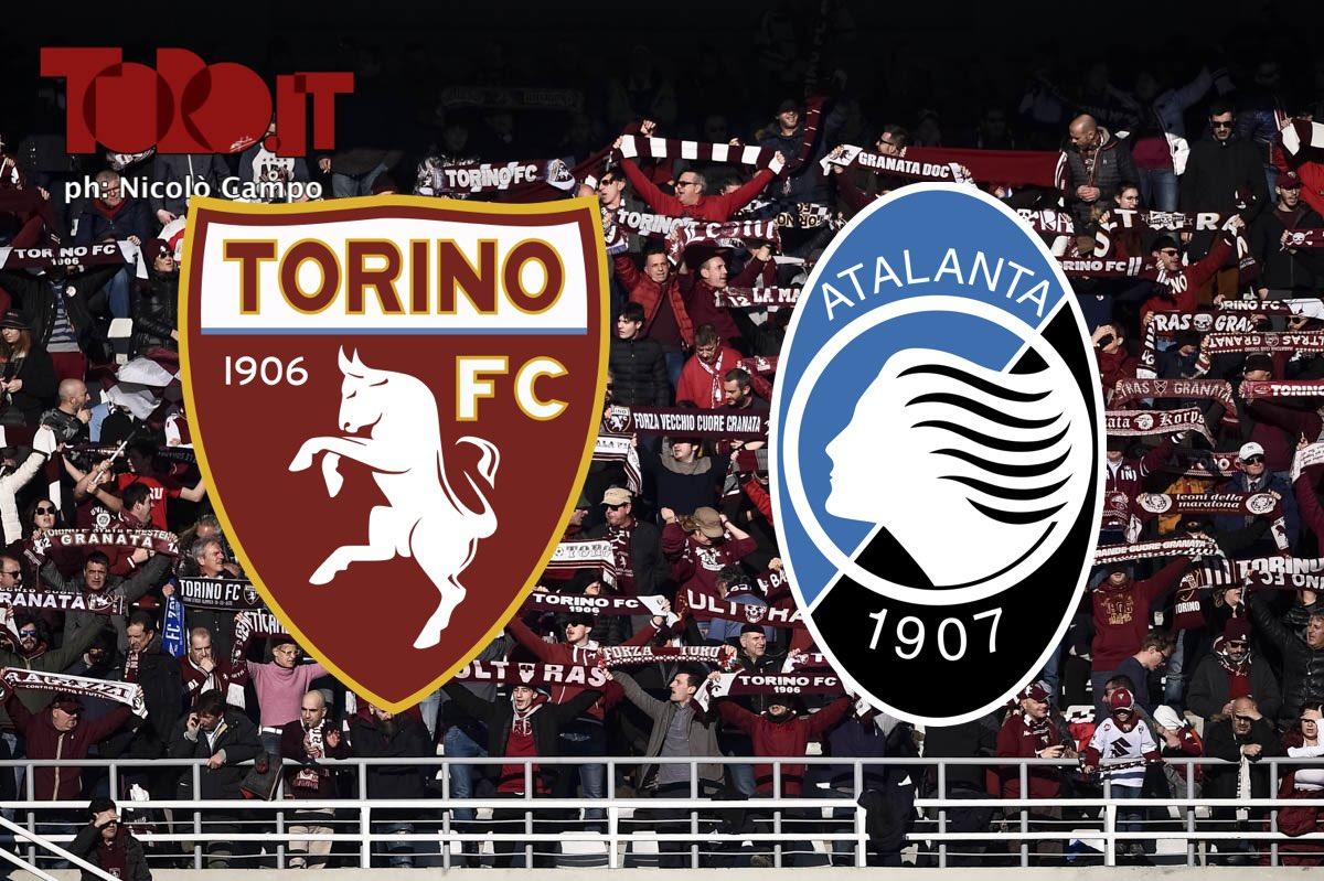 Torino-Atalanta diretta