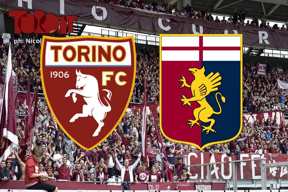 Torino-Genoa diretta