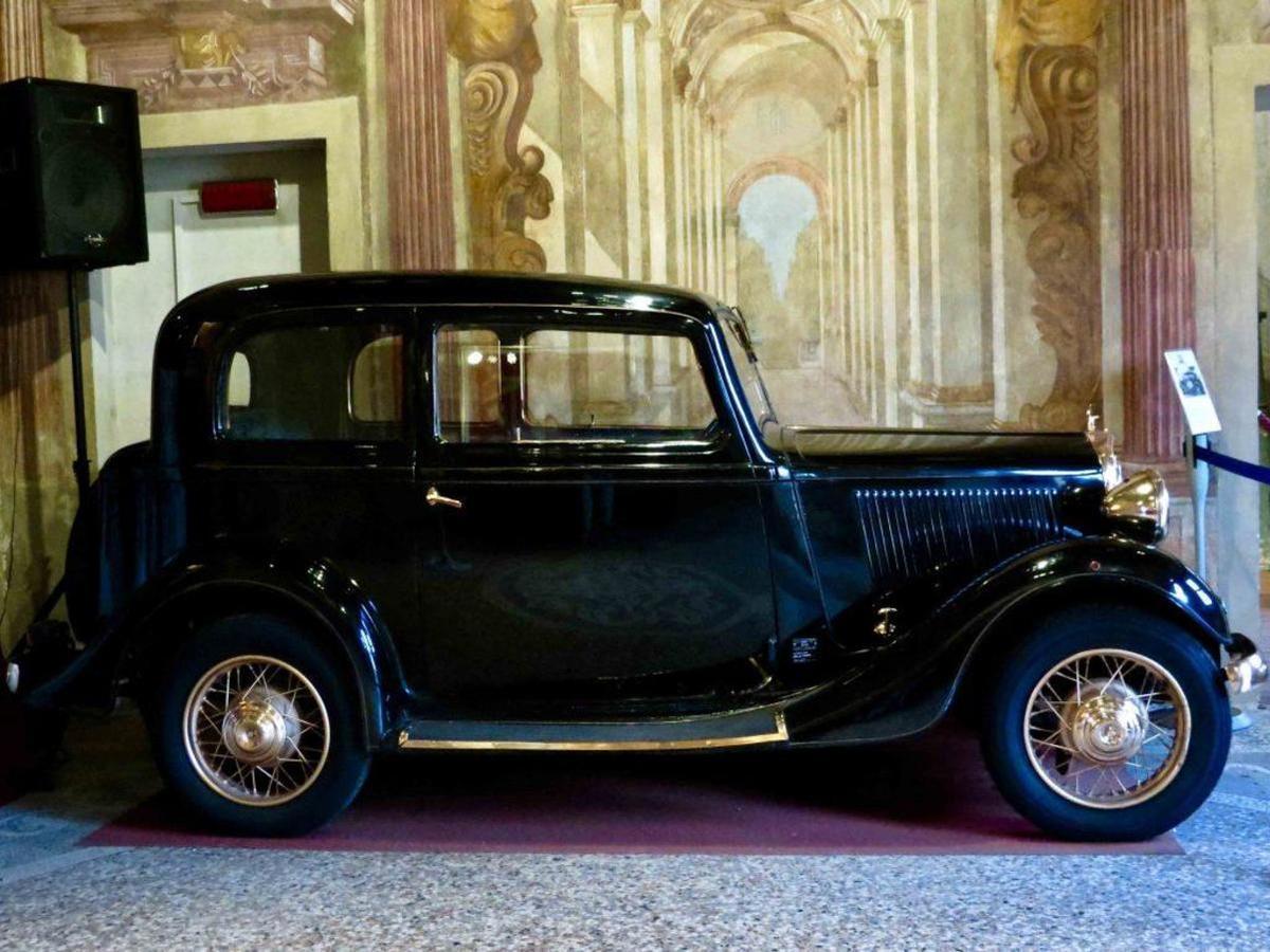 Balilla Gigi Meroni Museo del Torino