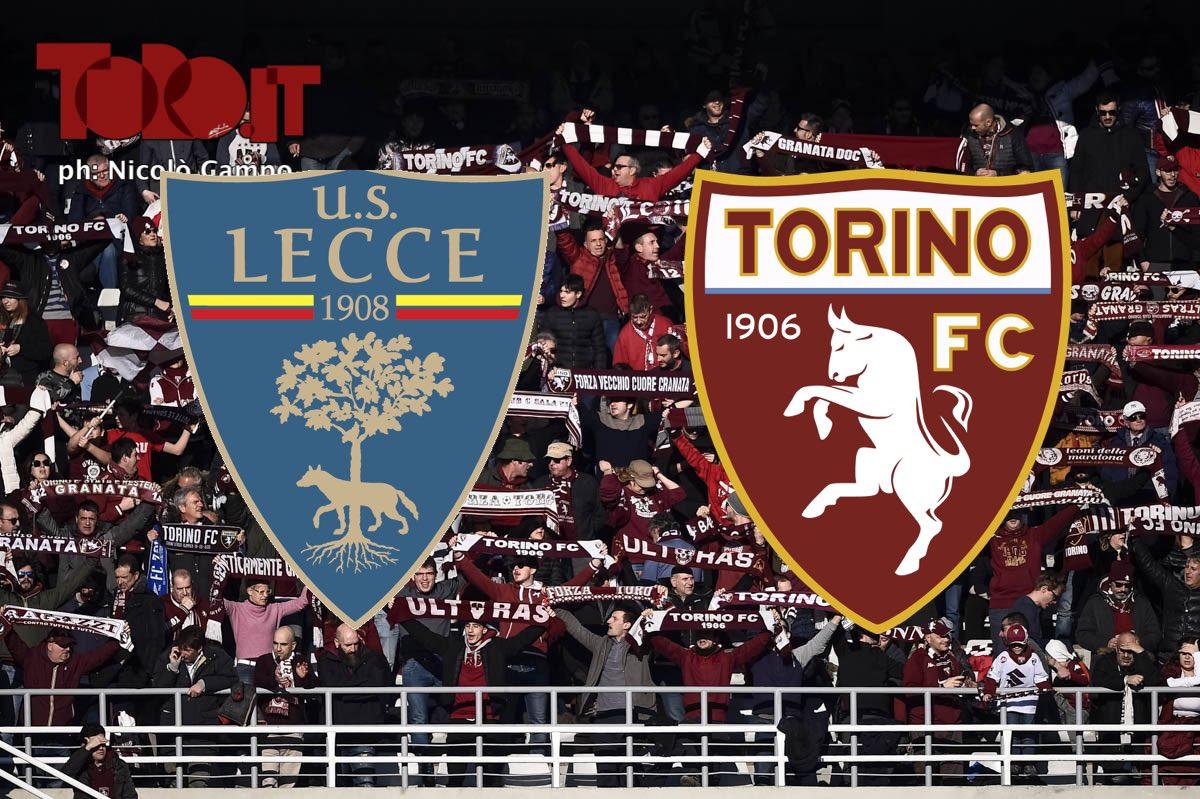 Lecce-Torino diretta