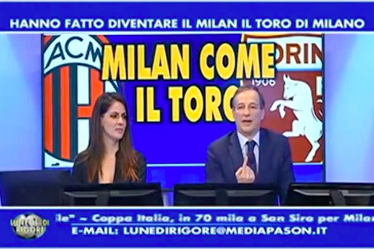 Milan come il Toro