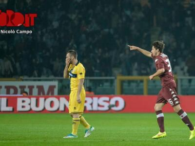 Torino-Parma, i precedenti: nel 2014 l'ultima vittoria dei granata