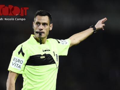 Torino-Sassuolo: arbitra Mariani, al Var c'è Di Paolo