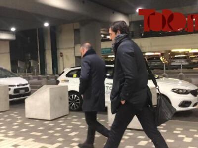 VIDEO / Il Toro a Caselle evita i tifosi, polizia in aeroporto e allo stadio