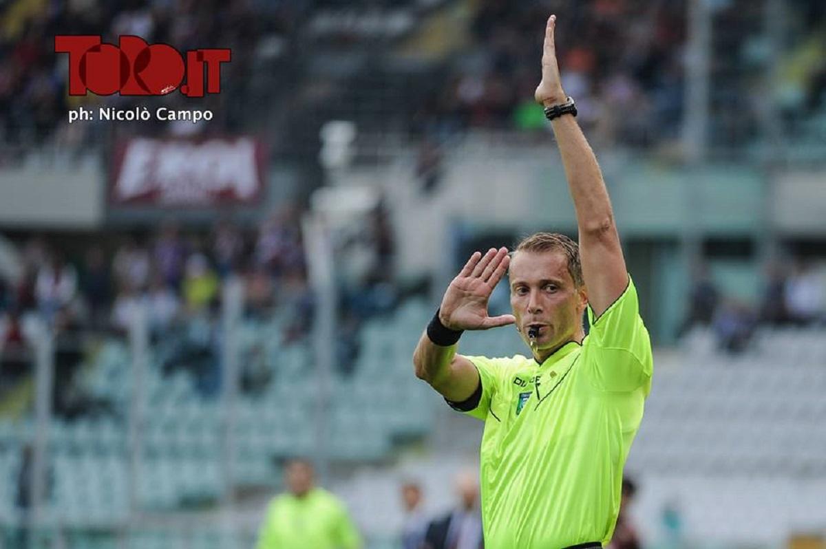 arbitro Valeri
