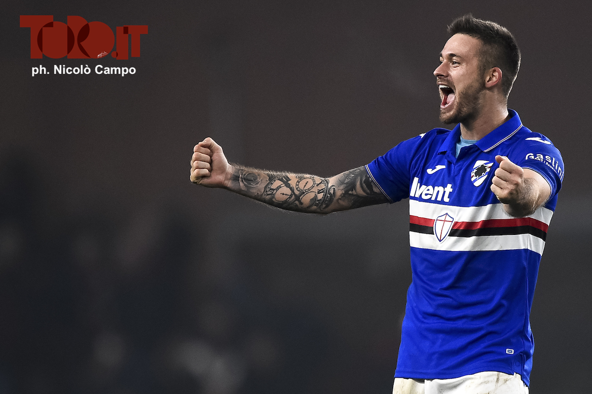 Karol Linetty, Sampdoria