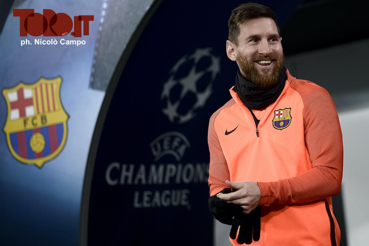 Leo Messi, Barcellona