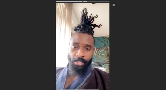 Nkoulou con i rasta: senza barbiere il difensore cambia look