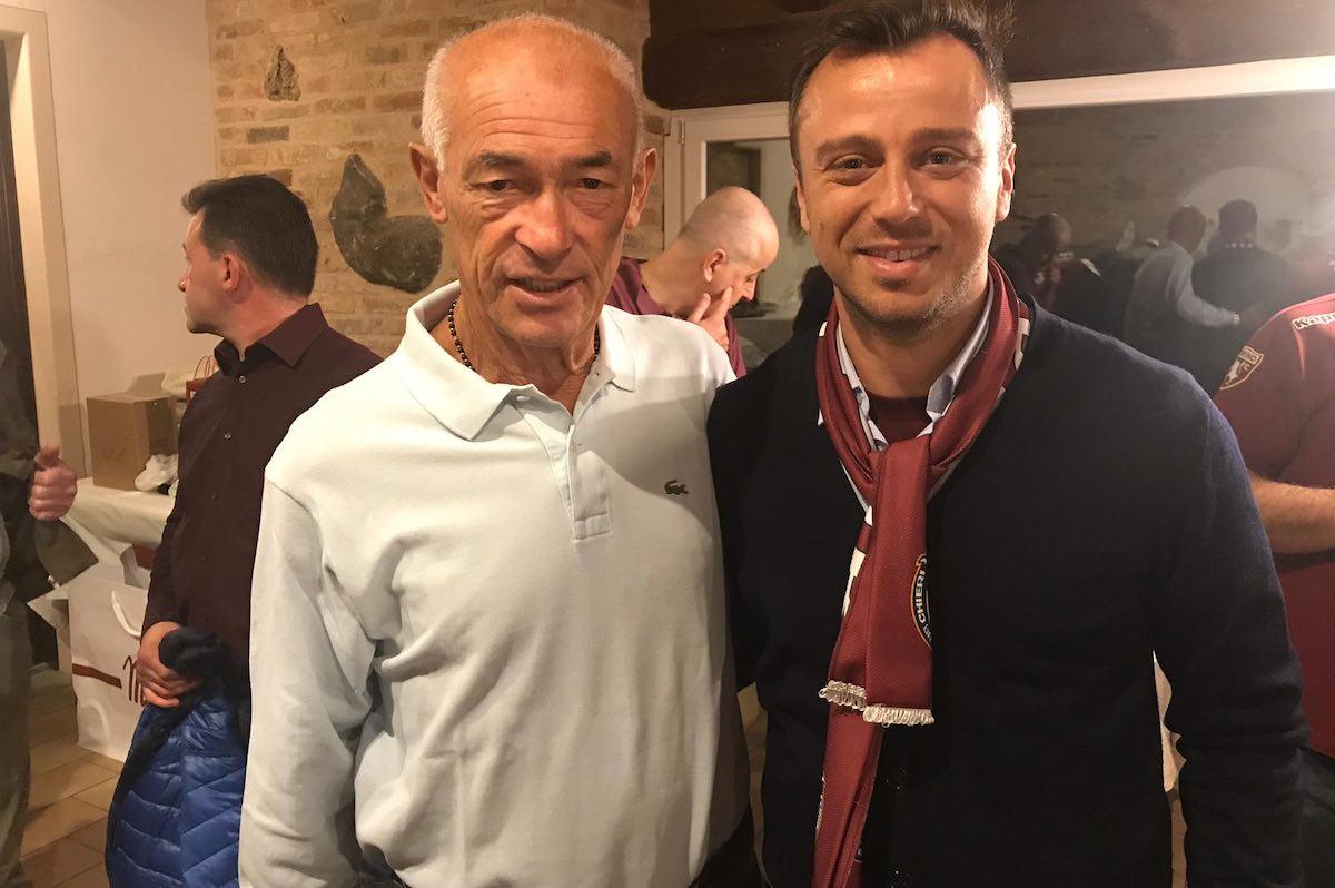 Paolo Pulici e Marco Cassini