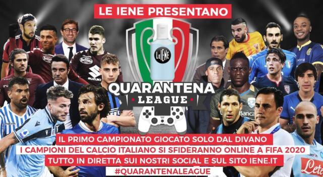 """Izzo e Lyanco in campo nella """"Quarantena League"""": giovedì al via il torneo di Fifa 2020"""