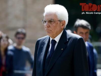 Cairo da Mattarella: il presidente del Torino al Quirinale per i 20 anni di La7