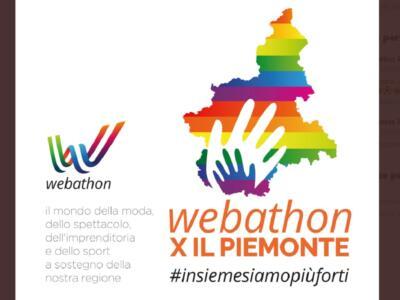 Rincon partecipa a Webathlon per il Piemonte: la maratona di solidarietà contro il virus