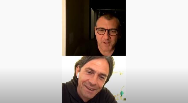 """Inzaghi e Bobo Vieri ricordano il Filadelfia: """"Che pubblico, impressionante"""" – VIDEO"""