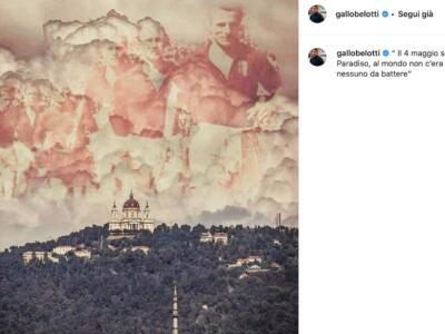 """""""Scelsero il Paradiso, al mondo non c'era più nessuno da battere"""": i messaggi social per il Grande Torino"""