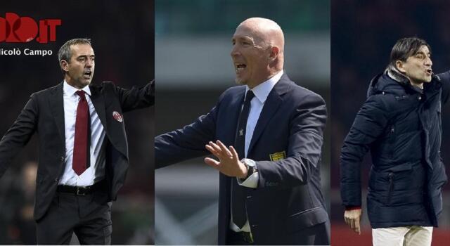 Juric, Giampaolo e Maran: chi sono e come giocano i candidati alla panchina del Toro